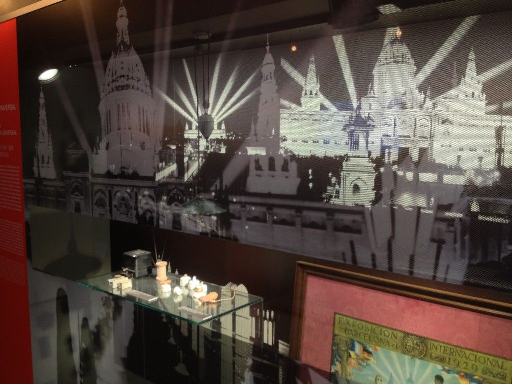 Exposición en el Museu del Gas