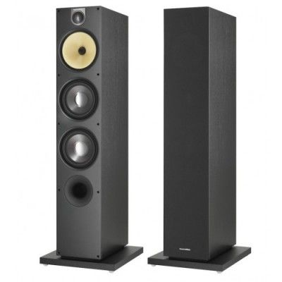 Bowers & Wilkins 683 S2 Color negro