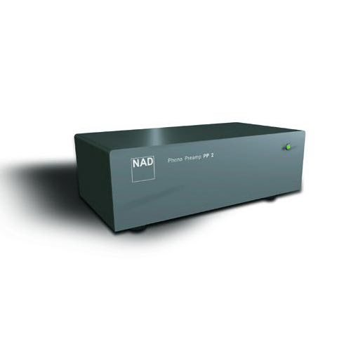 NAD PP2 color negro