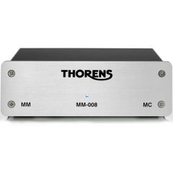 Previo de phono Thorens MM 008 Frontal