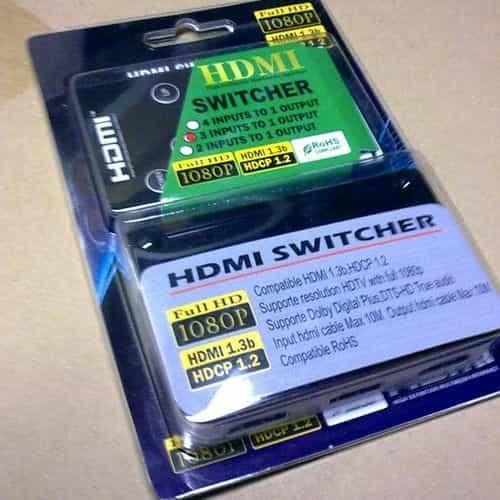 RO&CO HSP3.1 Selector de Hdm