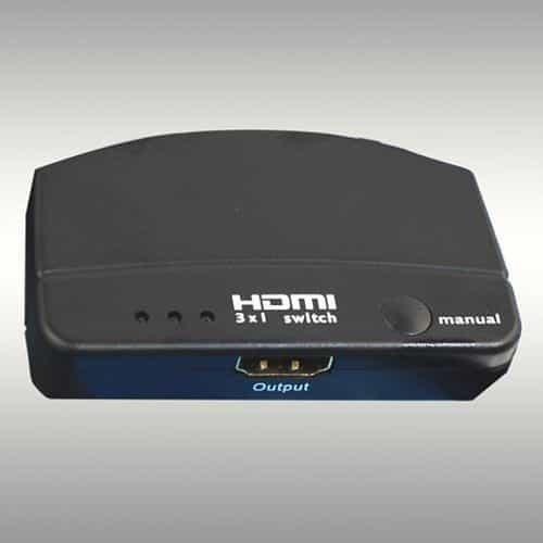 RO&CO HSW321 Selector de Hdmi