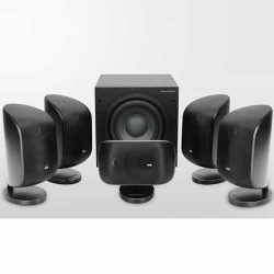 Bowers & Wilkins MT-50 Negro