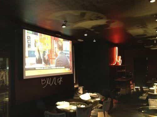 Restaurante Black