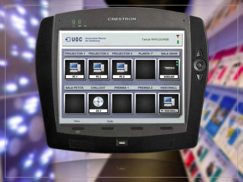 Crestron TPMC-8X Wikilounge