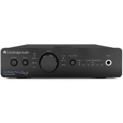 Cambridge Audio DacMagic Plus Color negro