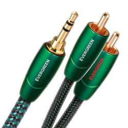 Audioquest Evergreen MiniJack a RCA