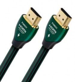 Audioquest Forest HDMI rayas verdes