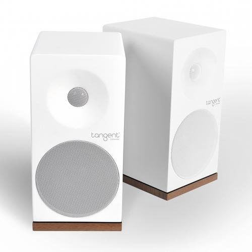Altavoz de estantería Tangent Spectrum X 4 color blanco