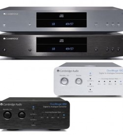 Cambridge Audio CXC con DacMagic 100
