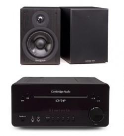 Cambridge Audio Pack Todo al uno One color negro SX 50 color negro