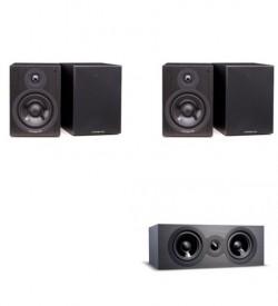 Cambridge Audio Pack de cine SX 50 Color negro