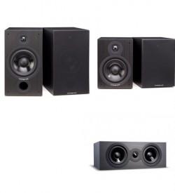 Cambridge Audio Pack de cine SX 60 Color negro