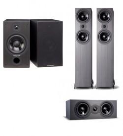 Cambridge Audio Pack de cine SX 80 Color negro