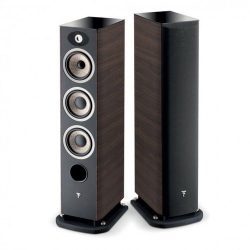 Altavoz de columna Focal Aria 926 Color nogal
