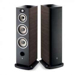 Altavoz de columna Focal Aria 948 Color nogal