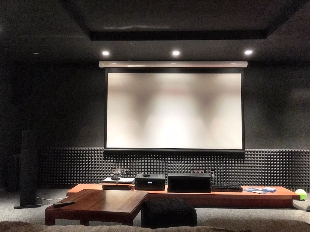 Instalación de Home Cinema