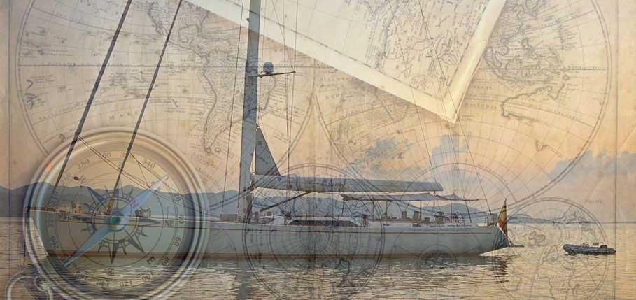 Carta navegación