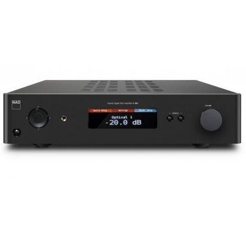 Amplificador integrado estéreo NAD C 368