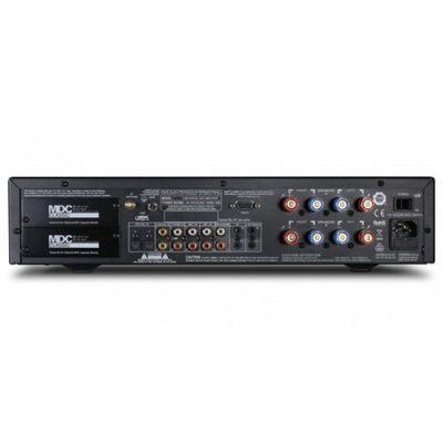 Amplificador integrado estéreo Nad C 368 parte trasera