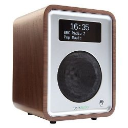 Radio Ruark Audio R1 nogal