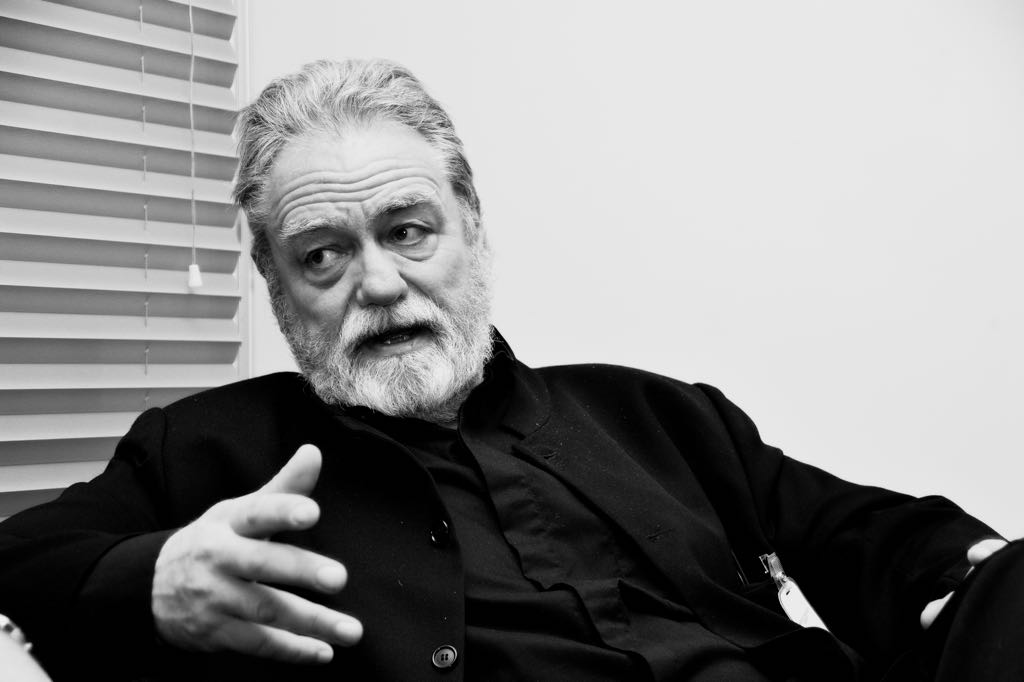 Flemming E Rasmussen, fundador de Gryphon