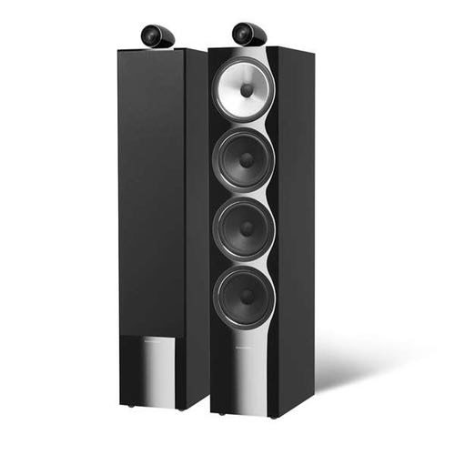 Bowers & Wilkins 702 S2 color negro