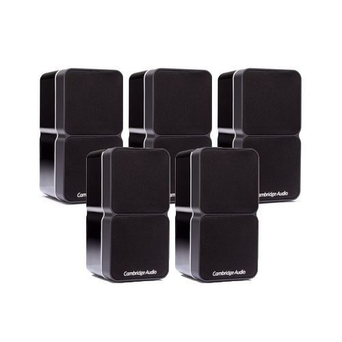 Cambridge Audio Minx 22 Cinema Pack color negro