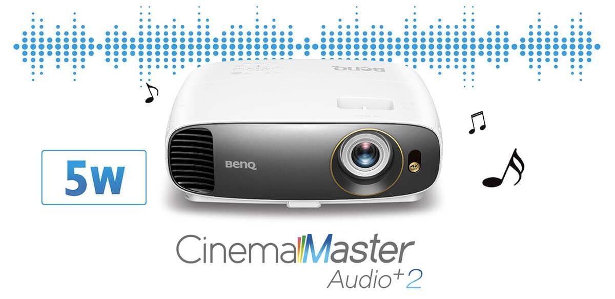 CinemaMaster Audio+ 2