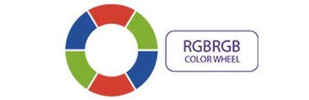 Rueda de color RGBRGB