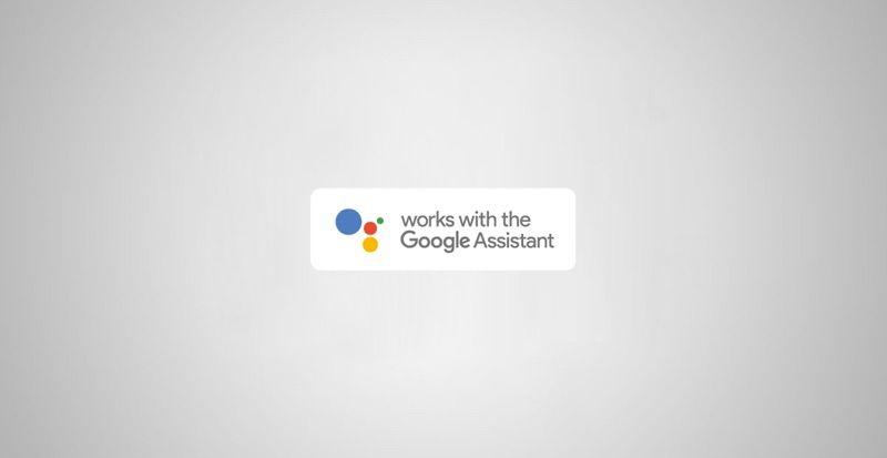 Funciona con Google Assitant