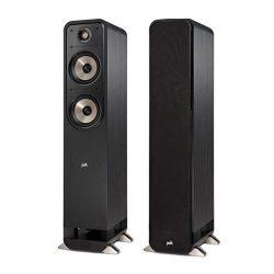 Polk Audio S55e Color Negro