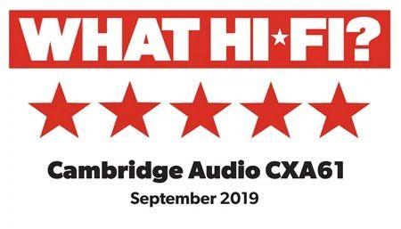 What Hi-Fi? Cambridge Audio CXA61 Septiembre 2019