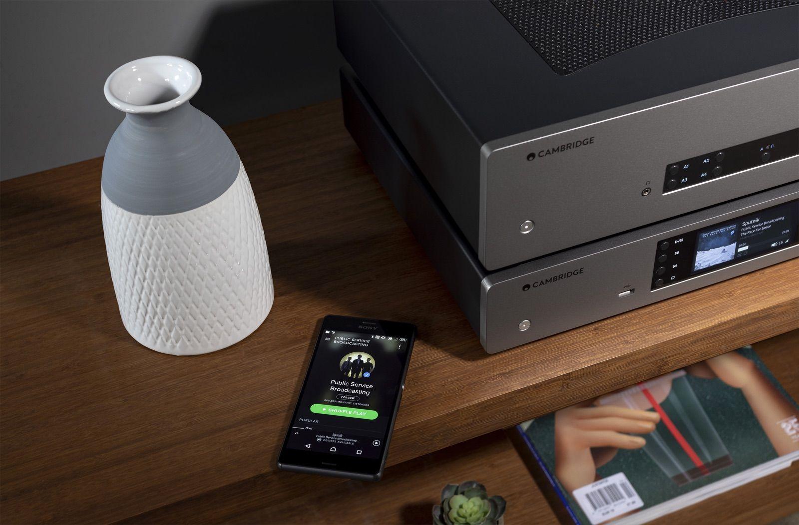Cambridge Audio CXN v2 - Un sonido sorprendente
