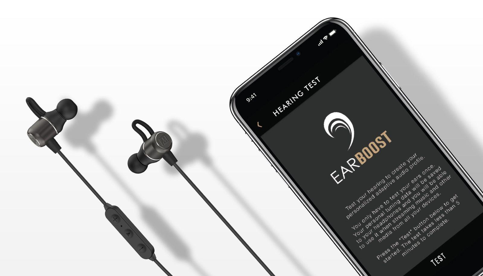 MEE Audio EarBoost