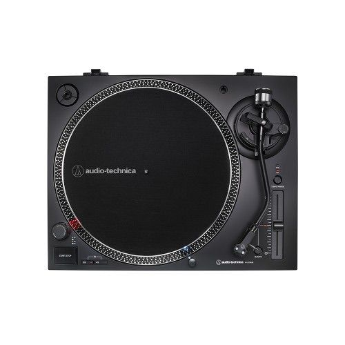 Audio-Technica LP120 desde arriba