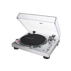 Audio-Technica AT-LP120X color plata