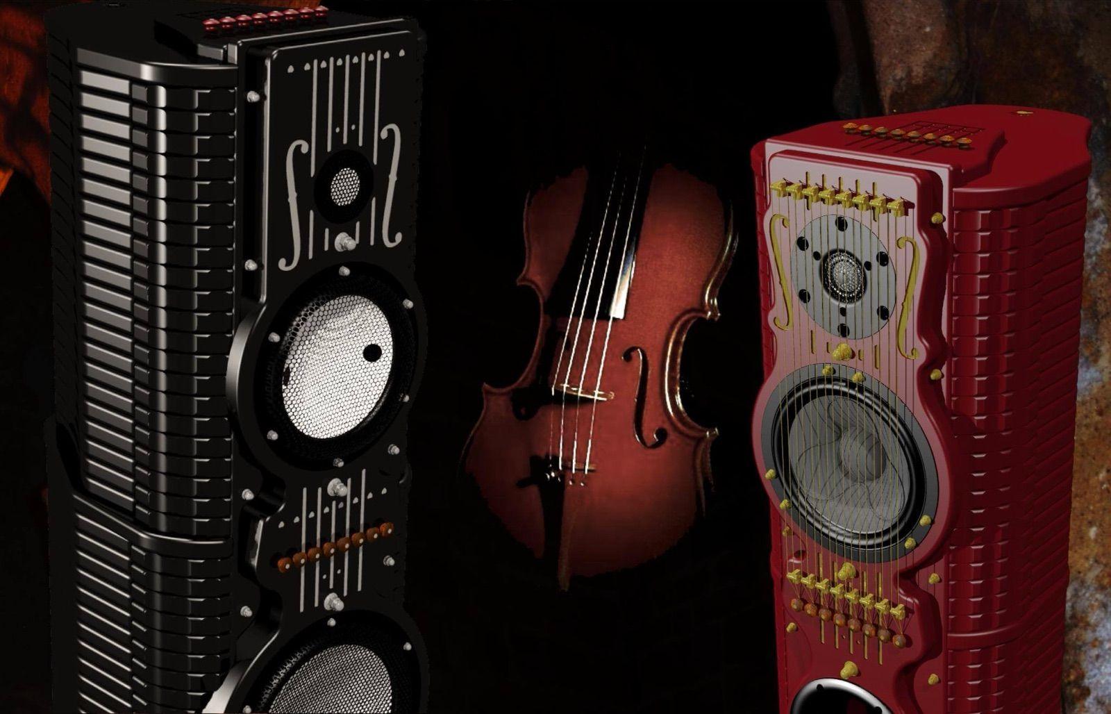 BonySound con referencias de instrumentos musicales