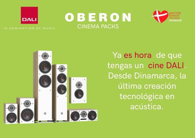 Dali Oberon Packs