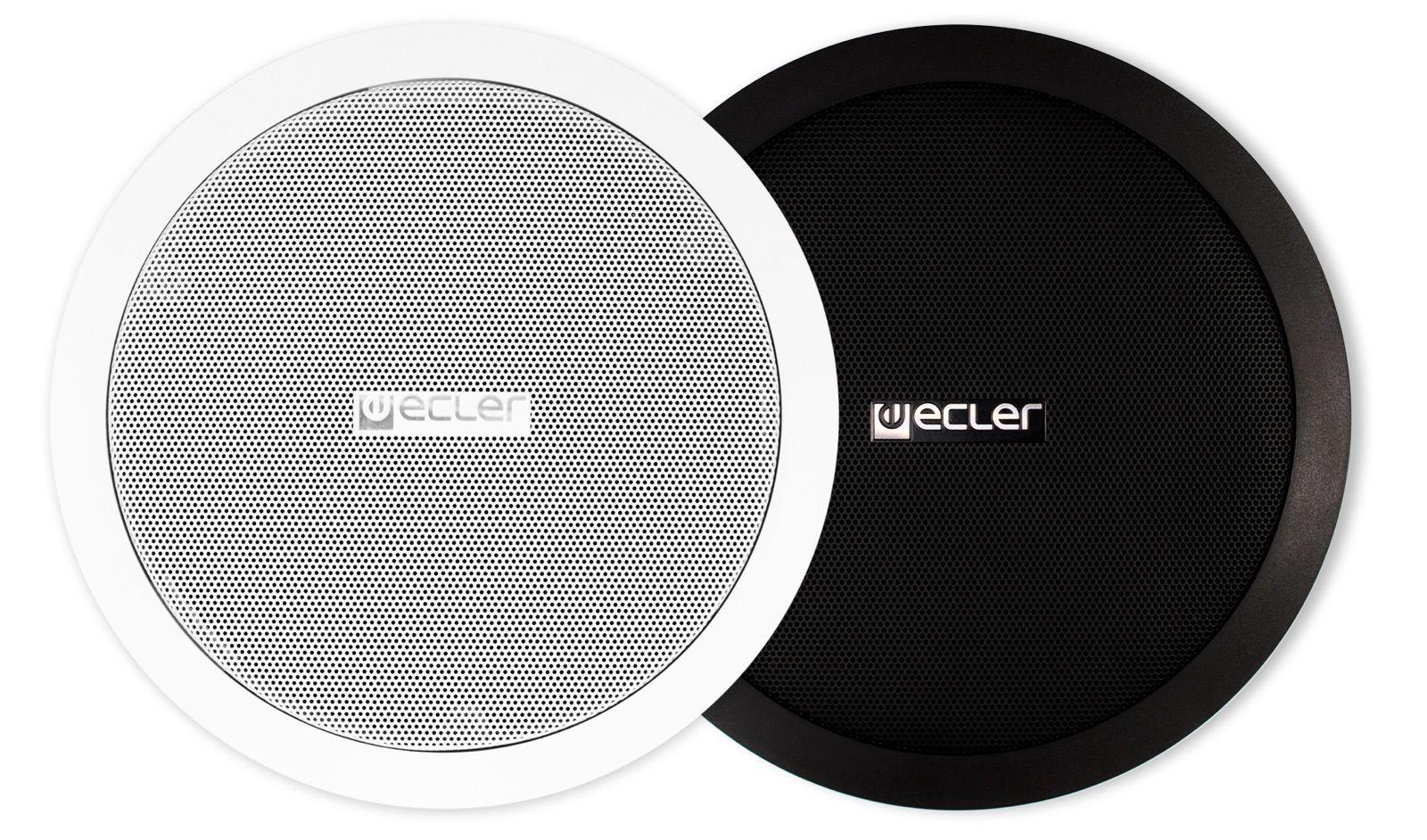 El Ecler IC6 está disponible en blanco y en negro
