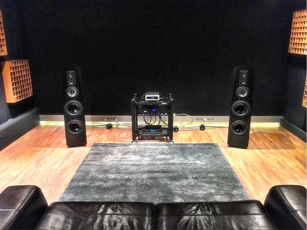 Evento Legacy Audio en Lafarga & Herranz