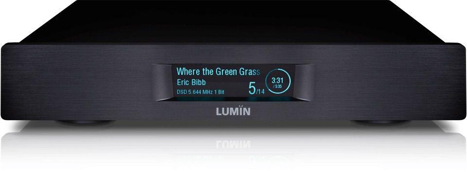 Streaming audiófilo con el Lumin D2