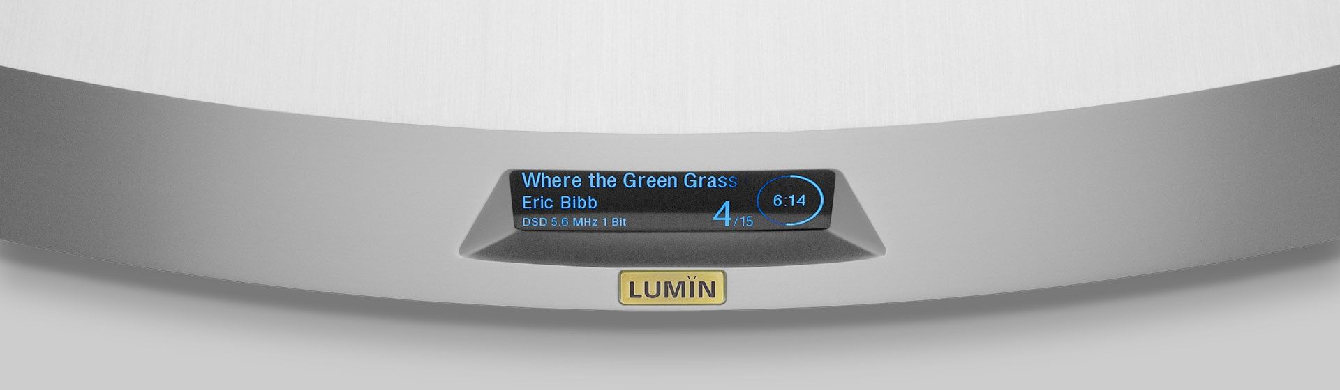 Display del Lumin S1