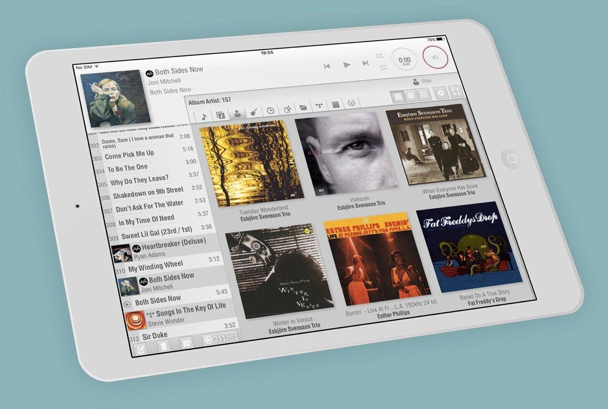 Lumin App en oPad