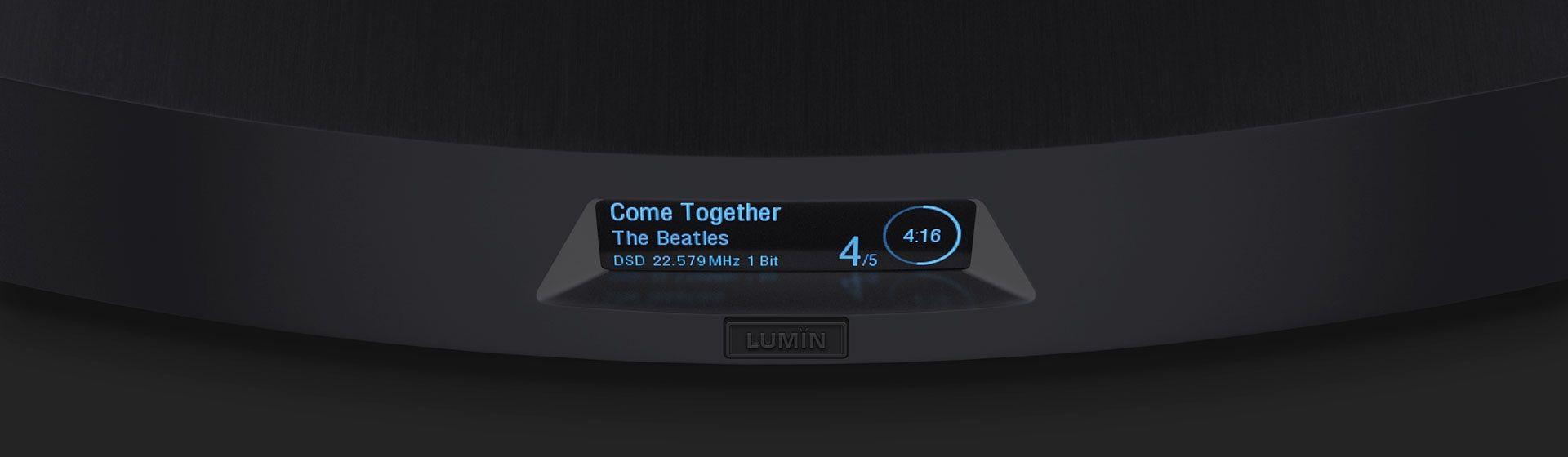Display del Lumin X1