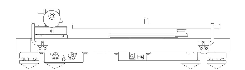 Diagrama del Nad C 588