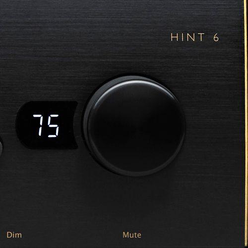 Control de volumen del Hint 6