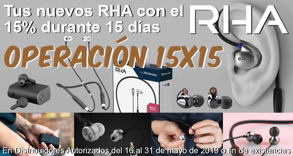 RHA 15x15