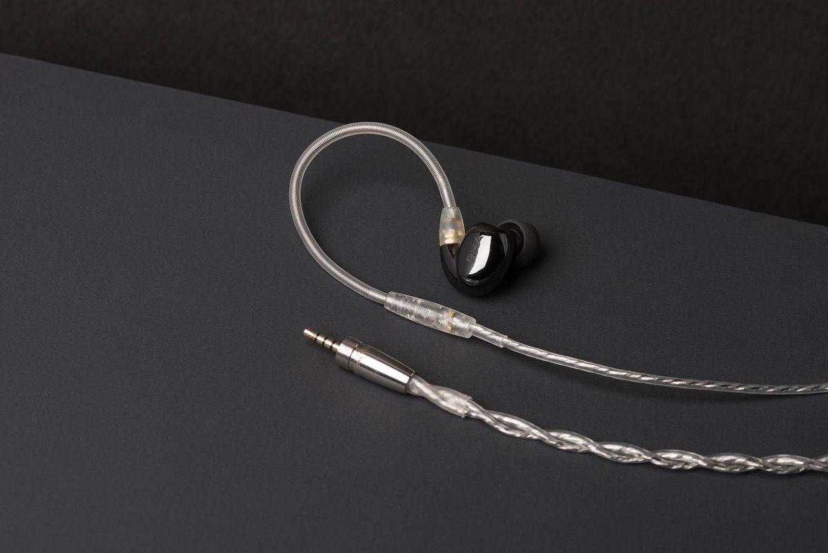 Cable balanceado chapado en plata