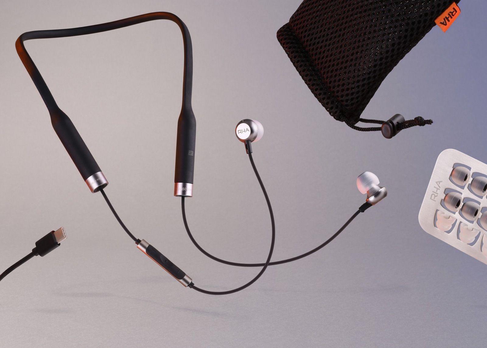 Contenido de los RHA MA650 Wireless